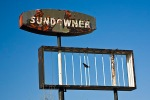 Abandoned Sundowner Motel Hines, Oregon