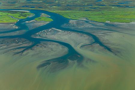 Togiak River delta