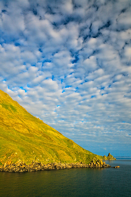 Landscape of Round Island