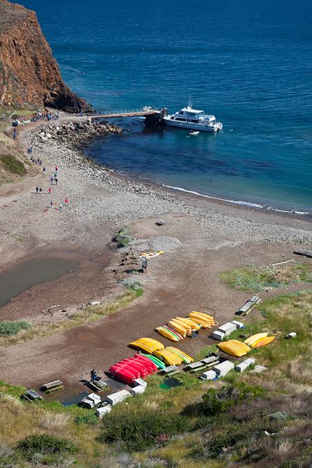 Channel Islands National Park Exploring Santa Cruz Island