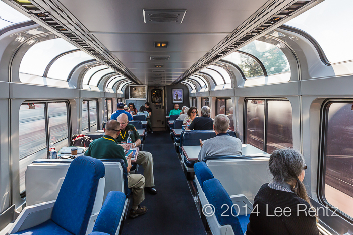 Riding Amtrak S Coast Starlight Lee Rentz Photography Weblog