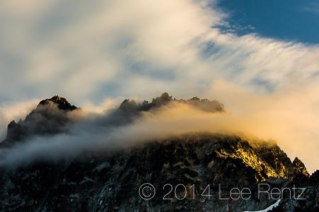 The Enchantments, Okanogan–Wenatchee National Forest, Washington State, USA
