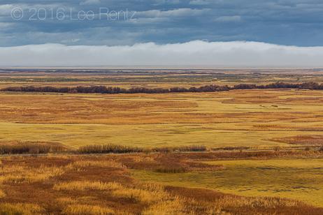 View from Buena Vista Overlook in Malheur National Wildlife Refu
